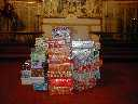 Pile of Christmas Boxes 2004