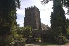 Whitbourne church